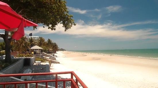 ذا سي كريت هوا هن: Самый красивый пляж!