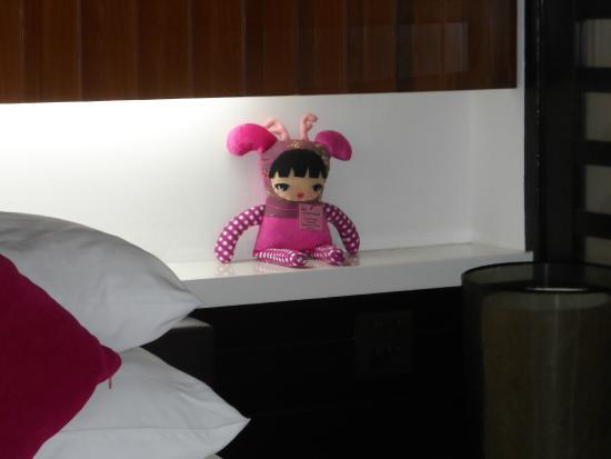ذا سي كريت هوا هن: кукла лицо отеля