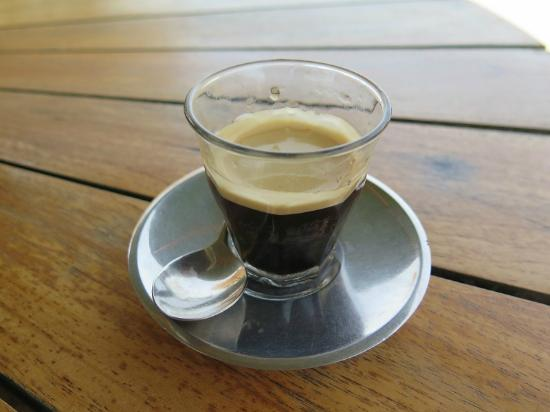Coffee at Cafe Foro