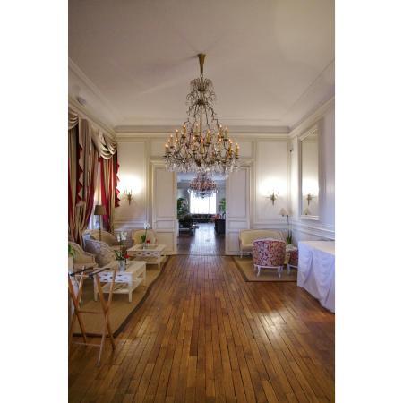 Pavillon Henri IV: Salons