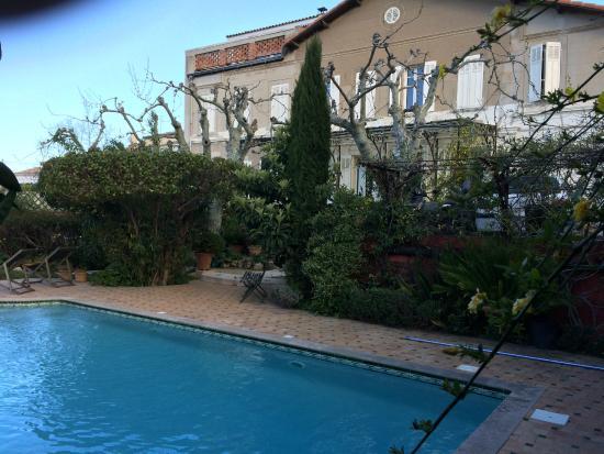La Bastide du Roucas : Maison& piscine