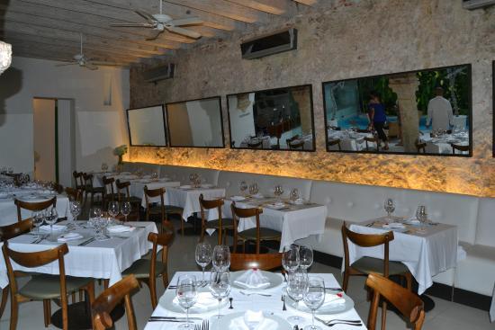 Tcherassi Hotel: Restaurante Vera.