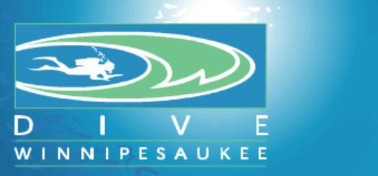 Dive Winnipesaukee: Logo