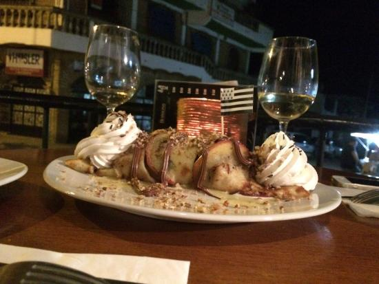Casa Triskell : Salty or sweet crepes are sure to satisfy any craving!