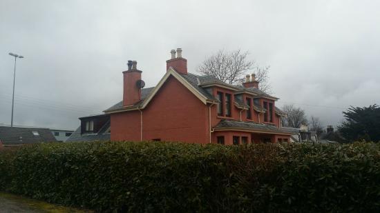 Viewmount: the main house