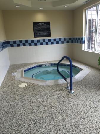 Hampton Inn Nashua : Jacuzzi
