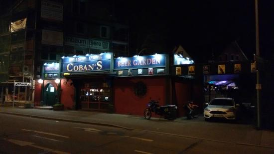 IRISH PUB COBAN'S