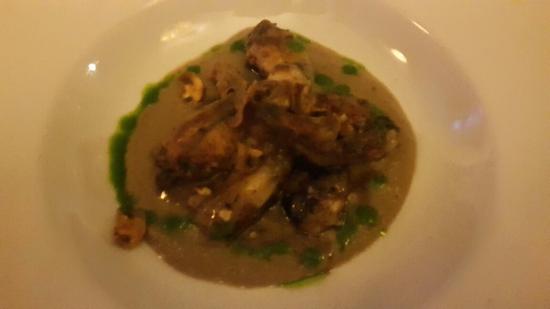 Brasserie la bonne franquette : Cuisse de grenouilles ~Delicious