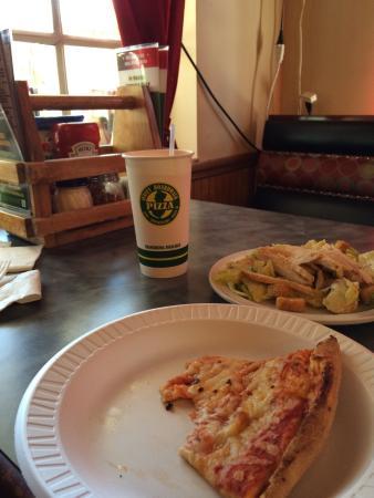 Jersey Boardwalk Pizza : Adorável...