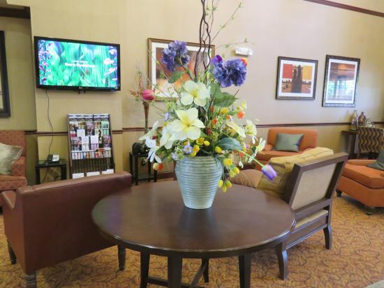 Holiday Inn Express Hotel & Suites Lake Placid: Lobby