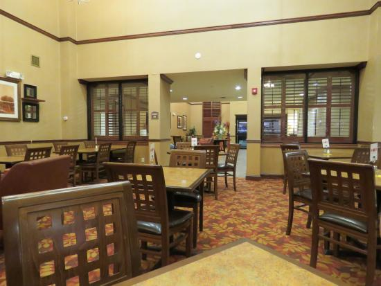 Holiday Inn Express Hotel & Suites Lake Placid: Breakfast Room