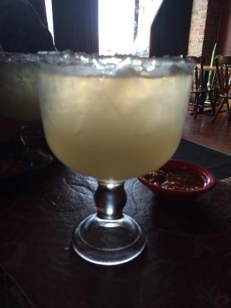Rosalia's Mexican Restaurant: Yum