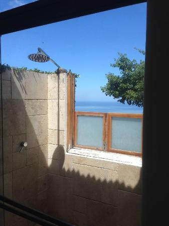 Hotel Manga Rosa: Outdoor Shower