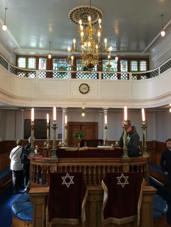 Plymouth Synagogue: Oldest Ashkenazi synagogue in the English Speaking world