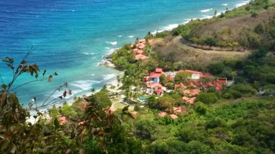 Renaissance St Croix Carambola Beach Resort Spa Picture Of Hotel From The Top