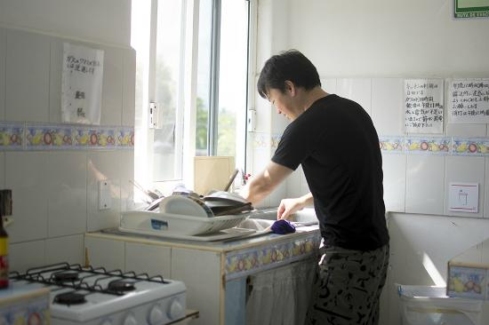 Casa Yoshida : KITCHEN