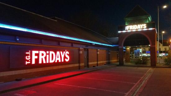 TGI Friday's - Reading