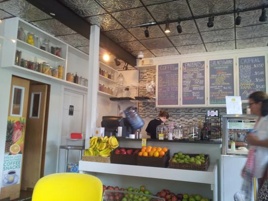 Whisk Coffee and Juice Bar: Great staff! Extremely friendly and helpful! If you want healthy food and smoothies - this is it