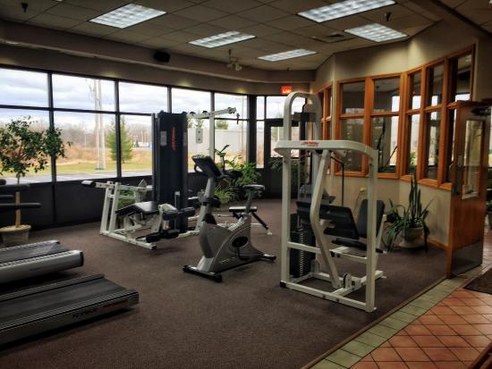 Quality Inn Near Finger Lakes and Seneca Falls: Holiday Inn Waterloo-Seneca Falls