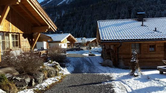 chalets picture of laposch chalet resort biberwier tripadvisor. Black Bedroom Furniture Sets. Home Design Ideas