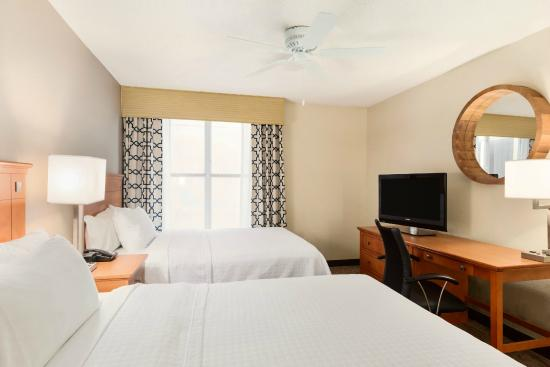 Homewood Suites Orlando-International Drive/Convention Center: Two Double Beds