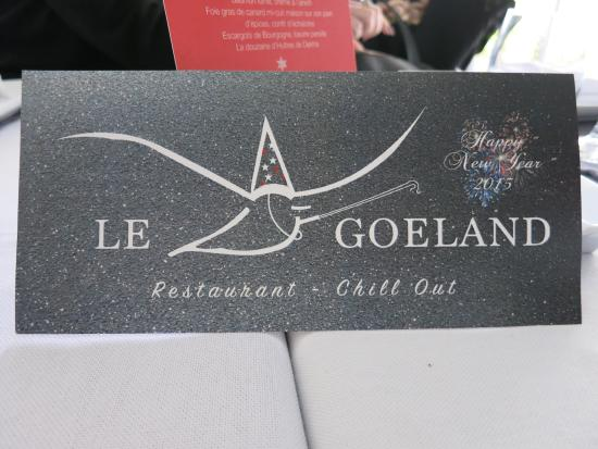 Le Goeland: Invitation for Chill Out 2015