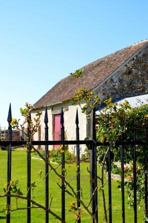 Le Grand-Pressigny, Francia: grounds