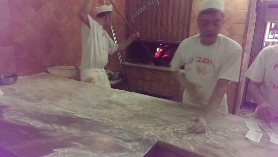 Fabulous Pizza ! - Foto di I marmi pizzeria, Roma - TripAdvisor
