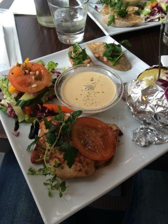 Cafe Wing: Pollo
