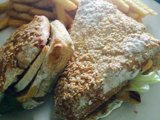 Chop : Sandwich Magno