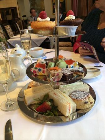 Rose Garden Restaurant: Afternoon Tea or kids Party