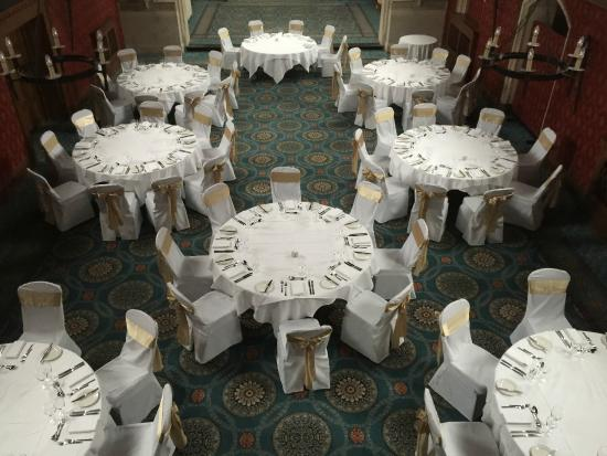 One of the Wedding Rooms