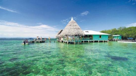 Hotel Vista Mar: Excursión Cayó Zapatilla