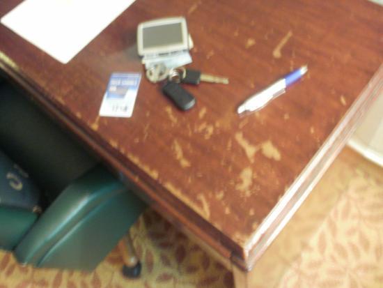 Days Inn Ogden : Desk