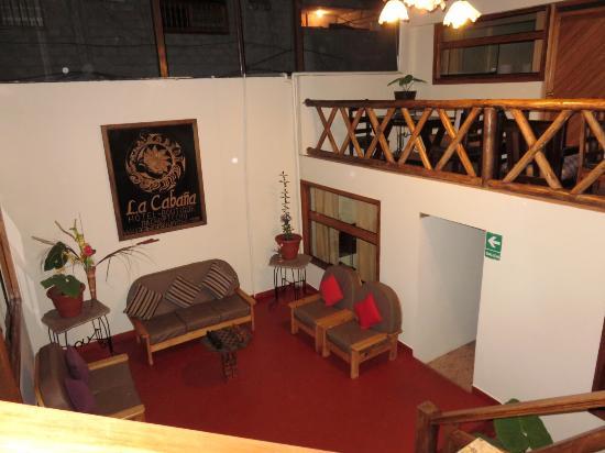 Decoración para aniversario   picture of hotel la cabana machu ...