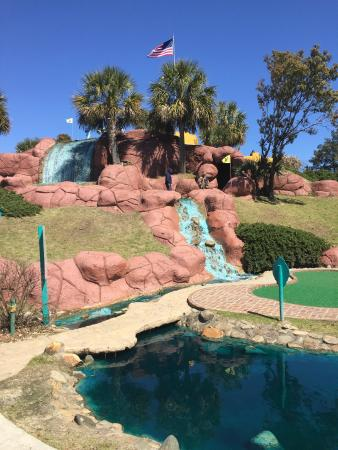 Inlet Adventure Mini Golf