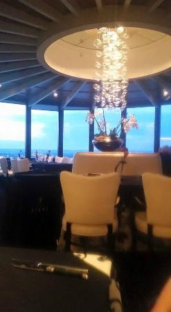 Rivue Restaurant Lounge At The Galt House
