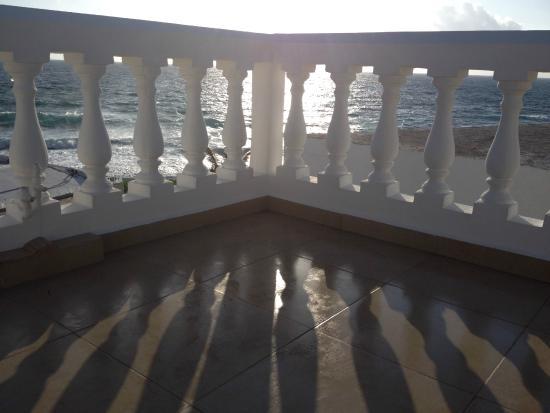 Casa el Pio: Roof deck