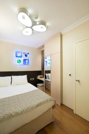 Hotel Evsen: Standart Room