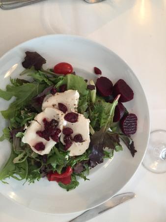 Cherubina Ristorante: Goat cheese salad
