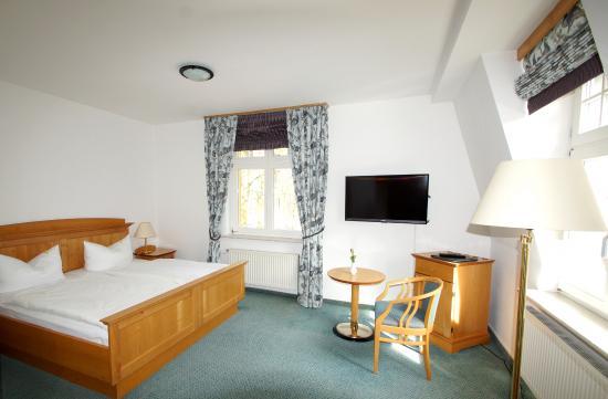 Hotel Idyll Am Wolgastsee: Doppelzimmer Komfort