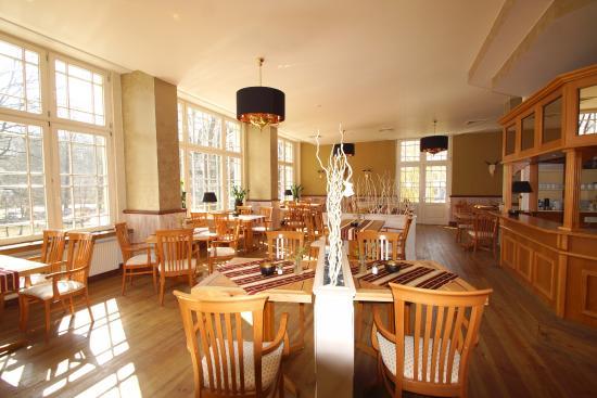 Hotel Idyll Am Wolgastsee: Restaurant