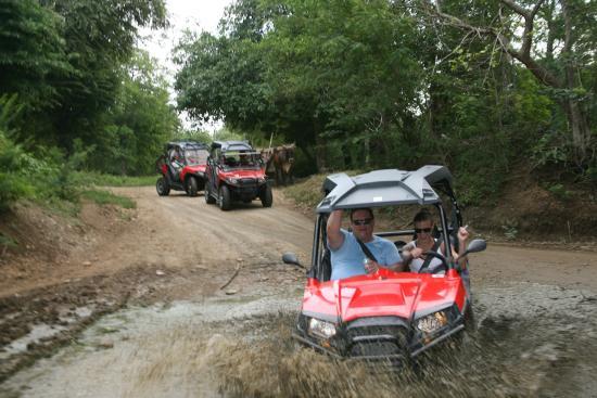 Playa Gigante, Nicaragua: ATV