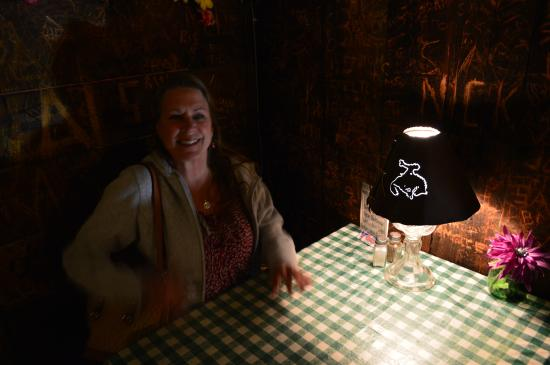 Marysville House Bar & Restaurant: Casual dining.