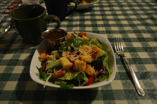 Marysville House Bar & Restaurant: Side Salad