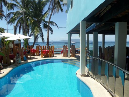 Lovely Pool Picture Of Montani Beach Resort Puerto Galera Tripadvisor