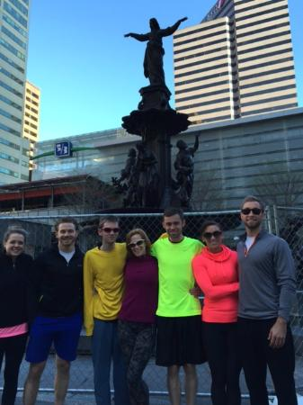 Cincinnati Running Tours: 4-11-2015 OTR Tour