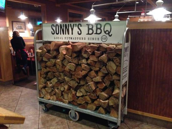 Sonny's BBQ: slow smoked goodness