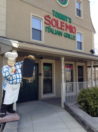 Tommy's Sole Mio Italian Grille