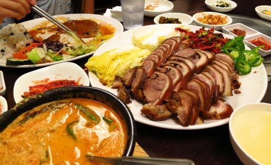 Seoul Soondae Restaurant